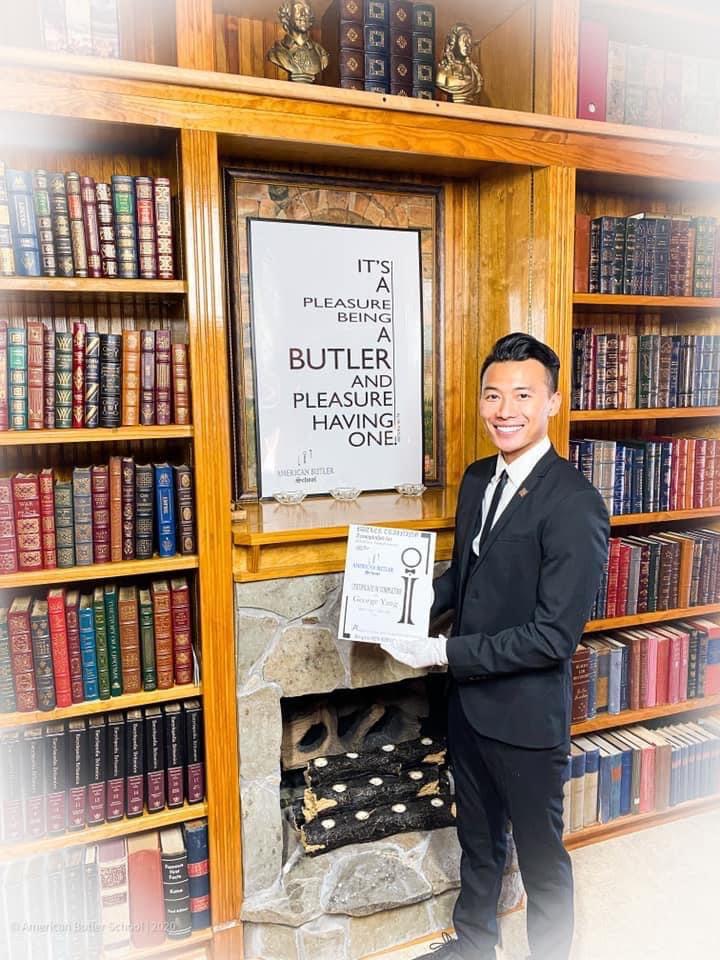 Butler Training Cost, American Butler School